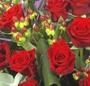 Buchet rosu