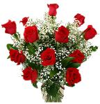 Trandafiri dragostosi